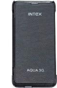 Intex Aqua 3G Flip Cover