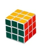 RUBIK Cube 3x3x3 Puzzle Game - High Speed - Painted - Extra Smooth