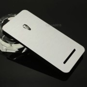 MOTOMO METAL BACK CASE FOR AUSES ZENPHONE 5 IN GOLDEN ,BLACK AND SILVER PLUS TEMPERED GLASS OF COMBO