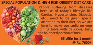 Special Population & High Risk Obesity Diet Care