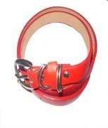 Menzar Ladies Belt (Red)