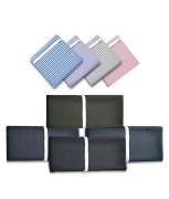 Gwalior Suiting's Formal Wear - Pack Of 8 (4 Shirts And 4 Pants Fabric)