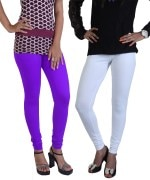 Solid Color Combo Pack Leggings