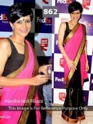 Mandira Bedi Replica Saree By styloshopping