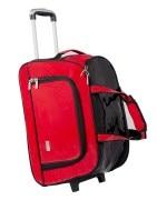 Pragmus Cabin Size Trolley Bag - Red