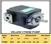 VELJAN VT6DM Pumps