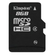 Kingston 8GB Micro SD Memory Card for Mobiles + 5 Years Warranty