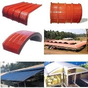 PRIME CURVED ROOF CLADDING