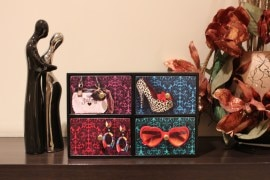Ratios Accessories 4 Drawer Set