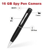 HD Quality Spy Pen Camera