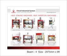 Heat Staking machine