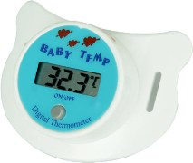 Krishkare Thermometer Pacifier for Babies