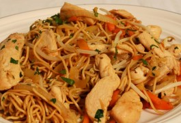Chicken Chow