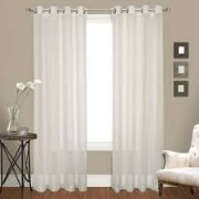 Curtains, Draperies & Rods
