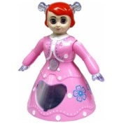 Dancing Princess Doll with 3D Lights and Music