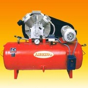 Air Compressor And Gas
