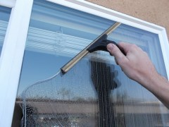 JD7 Facade Glass Cleaning