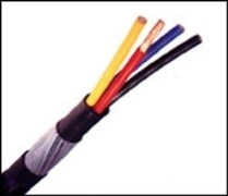 Flat cables and multi core cables