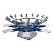 chest printing machine