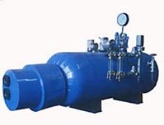 Steam Generators using thermal fluid as heat transfer medium