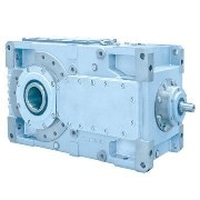 HDO series Bevel helical speed reducer