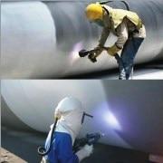 Spray Galvanizing
