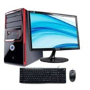 ZEBRONICS Branded Assembled desktop with 3year warranty