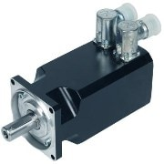 BCR series Compact AC brushless servomotors