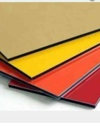 Sizes Available : 8' × 4' , 10' × 4' , 12' × 4'Thickness : 3 mmFoil thickness : 0.20mmtaxes extraPvdf CoatingFor Exterior Cladding