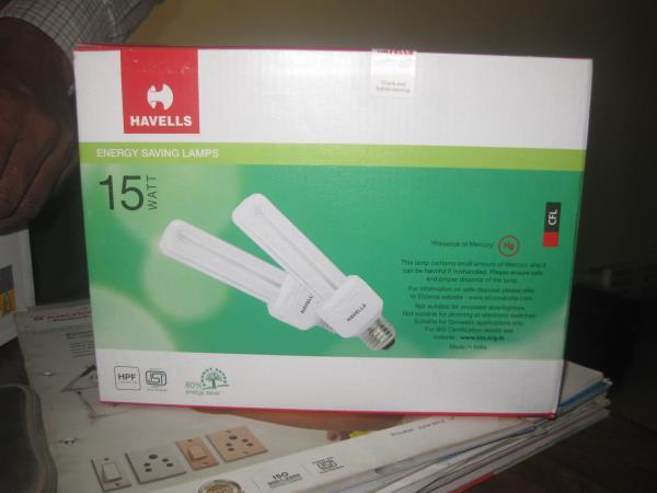 Havells Energy Saving Lamps