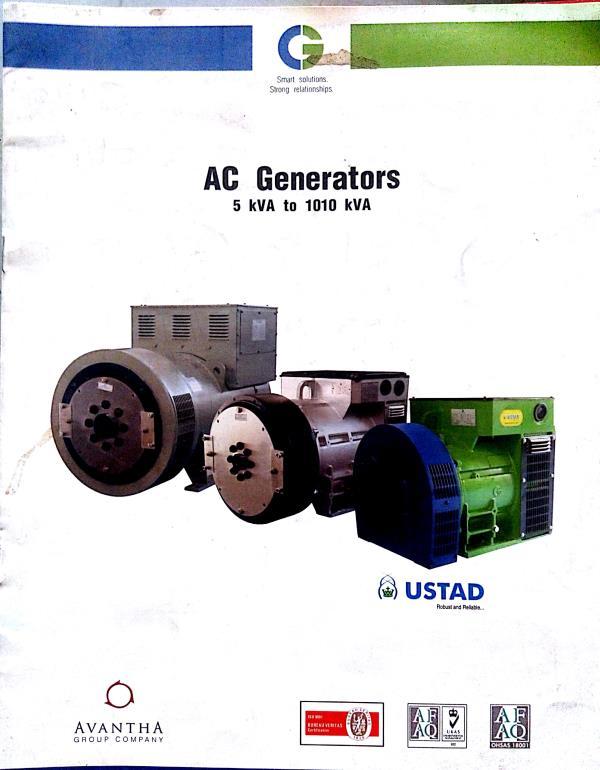 Crompton Generators