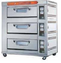 Three Deck Oven - Gas