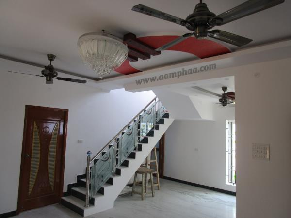 Painting With Designs Ceiling