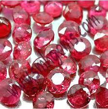 Natural Ruby With Certificate