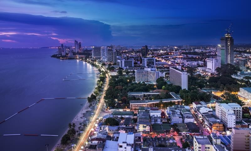 Thrilling Bangkok and Pattaya - Thailand Tour Package from Ahmedabad