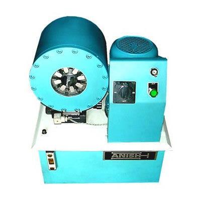 Horizontal Crimping Machine for Machine Tools