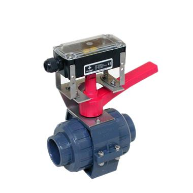 Limit Switch Ball Valve