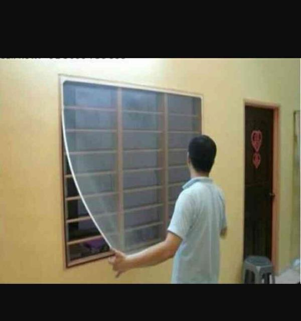 Roller TYPE MOSQUITO NETS SCREEN