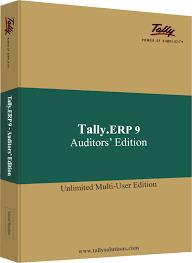 Tally.ERP 9 - Auditors' Edition