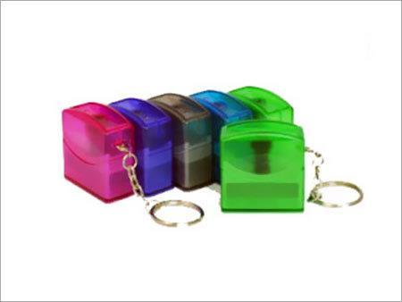 Keychain Rubber Stamp