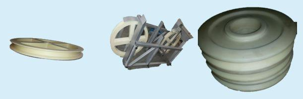 Polyamide Pulley