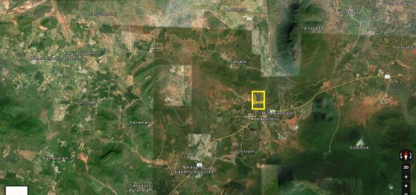 50 acres open land for sale in vishakapatnam