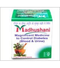 MADHUSHANI (Medicine for Diabetes)