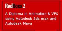 A Diploma in Animation & VFX using Autodesk 3ds max and Autodesk Maya