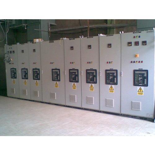 Power Control Center (PCC) Panel