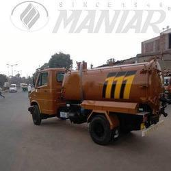 Truck Mounted Suction Machine