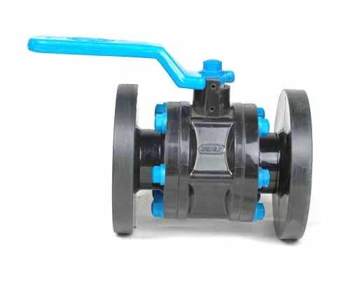 PPH Ball Valves & PPRC Pipes-Fittings