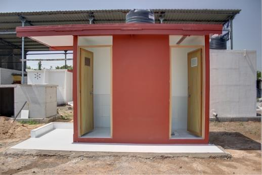 PRE FAB ROAD SIDE TOILET MANUFACTURER