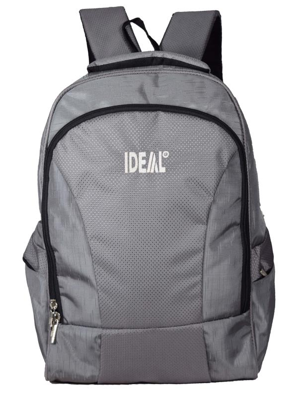 Ideal® Drill Grey 25 Litres Laptop Backpack