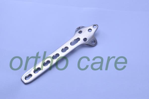 Locking Plate Clover Leaf 3.5 mm